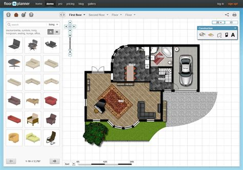 room design software applications