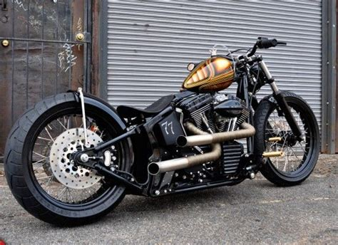 25+ Best Ideas About Softail Bobber On Pinterest