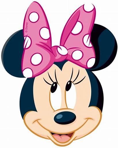 Minnie Mouse Printable Clipart Birthday Bows Panda