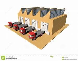 Warehouse cliparts