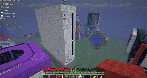 wii console minecraft project