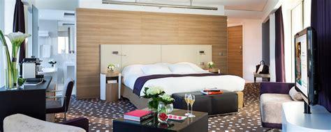 hotel luxe chambre chambres hôtel et suites le resort barrière lille