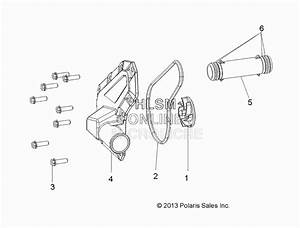 Polaris Sportsman 570 Parts List