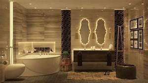 Led Indirekte Deckenbeleuchtung : led indirekte beleuchtung f r ein exklusives badezimmer ~ Watch28wear.com Haus und Dekorationen