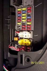 1998 Jeep Wrangler Fuse Box Diagram