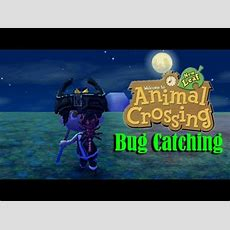 Animal Crossing New Leaf Catching A Scorpion (works The Same With Tarantulas) Youtube