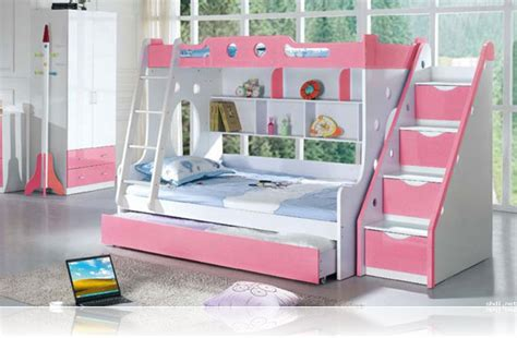 Best Girls Bunk Beds Designs Today House Photos