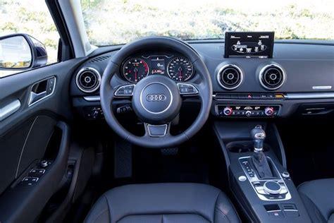 audi a3 dashboard 2015 audi a3 test drive nikjmiles com