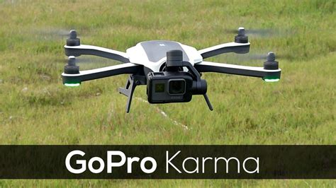 gopro karma review   drone   dji mavic pro youtube