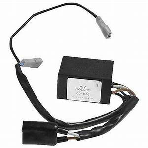 60 95 Quadboss Ignition Cdi Box 8 Wire Pol Sportsman  179658