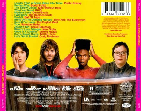 Hot Tub Time Machine [original Motion Picture Soundtrack
