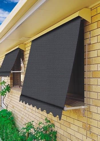 automatic outdoor awnings  grey  price blinds