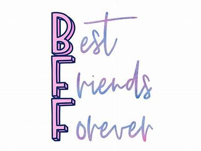 Bff Forever Friends Bio Freundin Jersey Panel