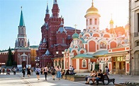U.S. Tourists Flock to Russia in Record Numbers | Travel ...