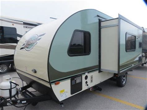 2015 rpod rp179 ultra light travel trailer with slide out
