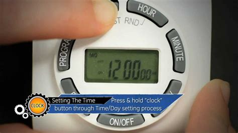 Ge  15089 7day Digital Timer  Setup Guide  Youtube. Sample Invoice For Independent Contractor Template. Sample Of Motivation Letter For Masters In Management. References Example For Resume Template. Job Search Objective Examples Template. Word 2010 Calendar Template. Template For Course Syllabus Template. Free Baseball Card Template. Template Resume Download