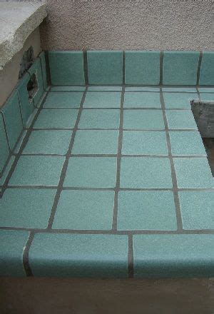 tiles on kitchen countertop 98 best images about tile countertops on diy 6233