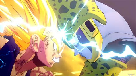 dragon ball  kakarot cell saga confirmed gamescom