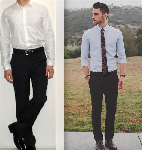 what colors should i wear which color s shirt should wear on black dress pant quora