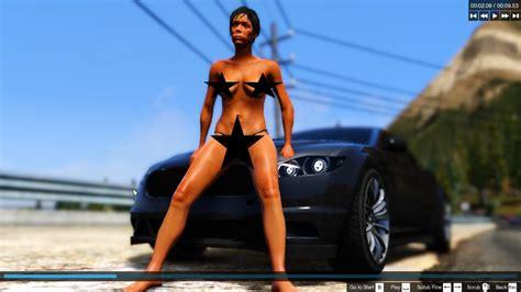 Gta 5 Nude Girl Mod