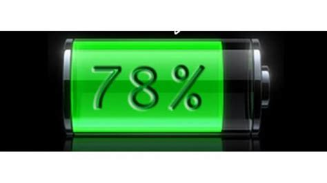 iphone battery percent how to show iphone battery as a percentage