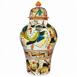 Talavera Jars & Vases Collection - Talavera Ginger Jar