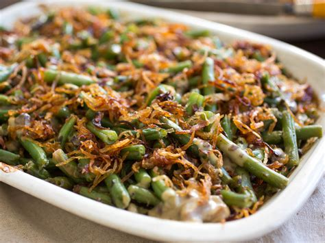 thanksgiving green bean recipes  cans required