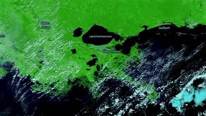 Katrina Hurricane Decades Earth Data Climate Inundated