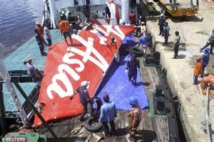 Airasia Copilot's Body Recovered From Crashed Plane On Sea