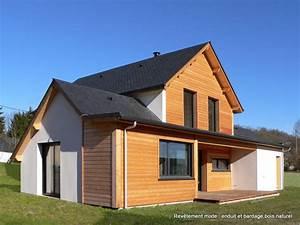 Prix Kit Maison Bois : prix maison en bois maison bois en kit la du0027une ~ Premium-room.com Idées de Décoration