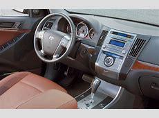 Hyundai Veracruz vs Lexus RX350 Comparison Motor Trend