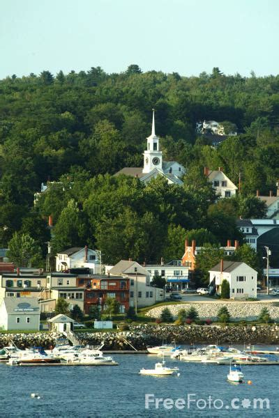 bucksport maine usa pictures   image