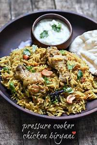 Chicken Biryani Recipe, Step by Step in Pressure Cooker ...