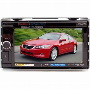 Xav Auto Niort : sony xav 601bt bluetooth enabled 2 din in dash dvd receiver with 6 1 lcd touchscreen display ~ Gottalentnigeria.com Avis de Voitures