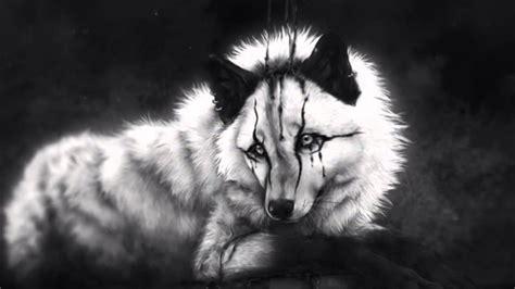 Anime Wolves-monster