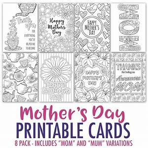 Free Mother's Day Card | Printable Template - Sarah Renae ...