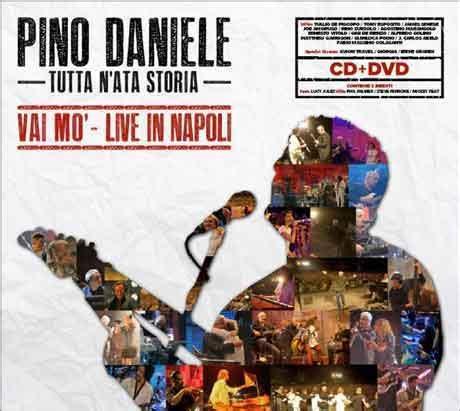 Vento Di Passione Testo Pino Daniele Tutta N Ata Storia Vai Mo Live In