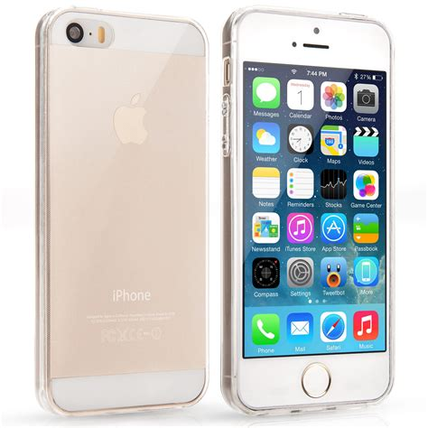 iphone 5 s for yousave accessories iphone 5 5s ultra thin clear gel