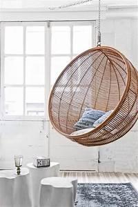 Suspension Macramé Ikea : un fauteuil suspendu dans la maison une hirondelle dans ~ Zukunftsfamilie.com Idées de Décoration