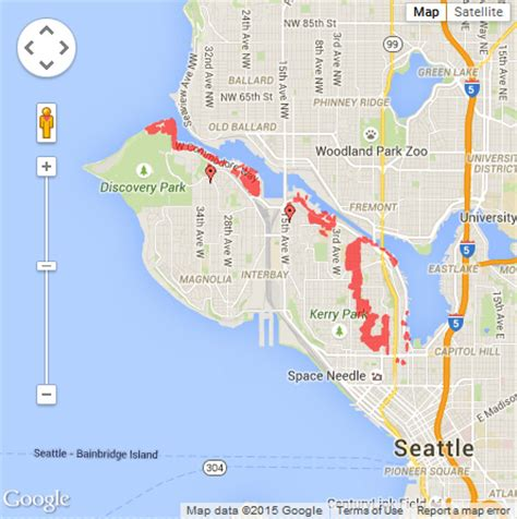 power outage affects queen anne magnolia seattle