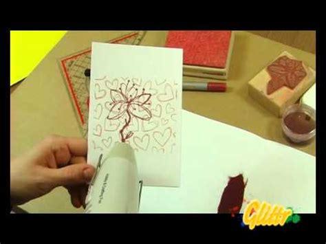 karten basteln glueckwunschkarten selbst gestalten youtube
