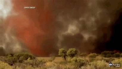 Tornado Firenadoes Barnorama Fire Firenado Terrifying Exactly