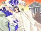 miura azusa (idolmaster and 2 more) drawn by muhi11234 ...