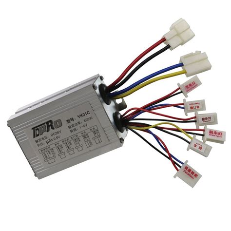 800w 36v dc speed controller box for scooter electric bike brush motor ebay