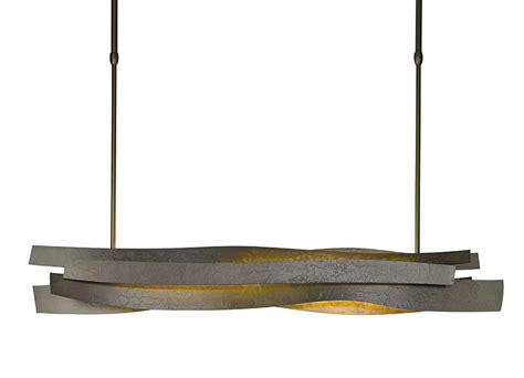 kitchen lighting fixtures island hubbardton forge 139727 landscape led kitchen island light