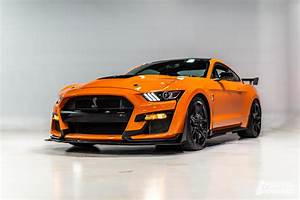 P&P Exclusive: 2020 Ford Mustang Shelby GT500 in Twister Orange