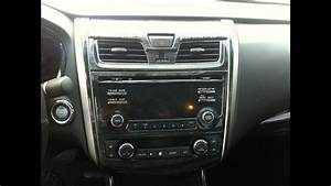 2013 Nissan Altima Dash Kit Installed
