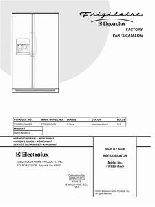 Frigidaire Refridgerator Parts Manual