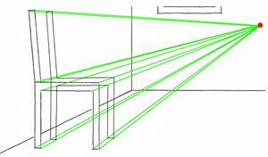 Drawing a One-Point Perspective Room Tutorial