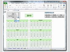 Simpleplanning Calendar Planner Download
